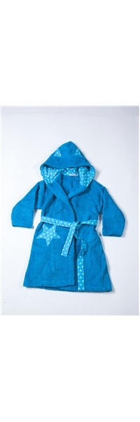 CHILD BATHROBE SUGAR N' SPICE