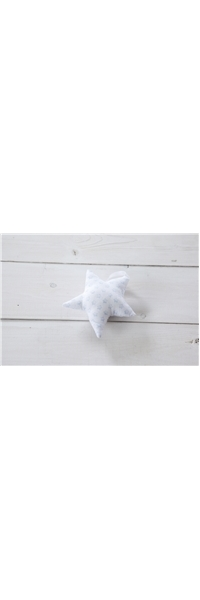 "FABRIC BOMBONIERE PILLOW ""STAR"""