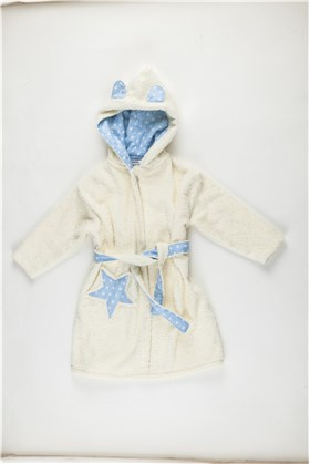 CHILD BATHROBE