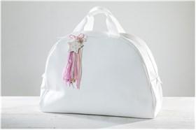 BAPTISM WHITE BAG