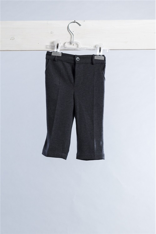 BAPTISM TROUSERS GREY