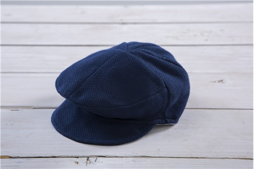 CAP PIQUET BLUE