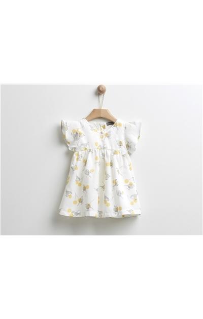 Φορεμα cherries &birds yellowsub YELLOWSUB