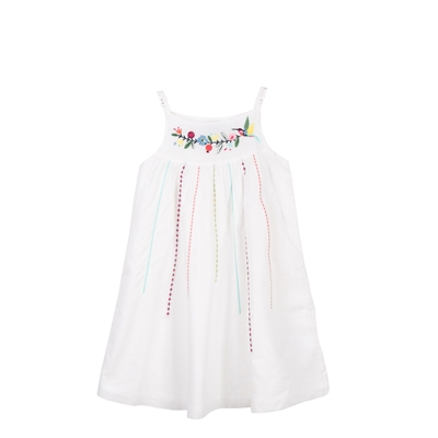 Φορεμα με Κεντηματα Catimini CATIMINI