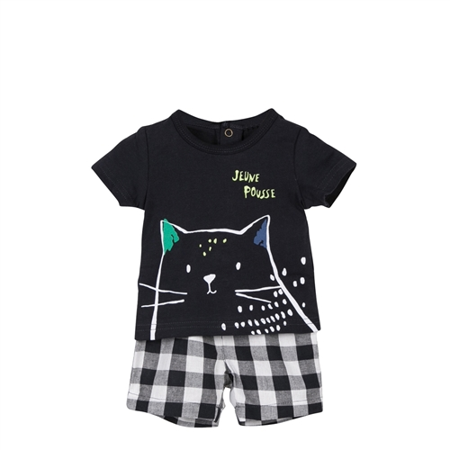 T-SHIRT-TROUSERS SET CATIMINI