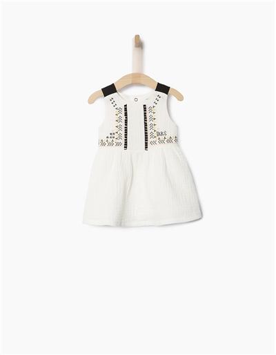 Φορεμα με Κεντημα IKKS