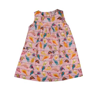 Φορεμα με Πουλακια Sugar n