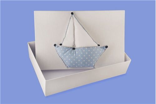 "BAPTISM BOX ""SHIP"""