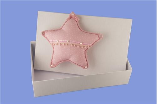 "BAPTISM BOX ""STAR"""