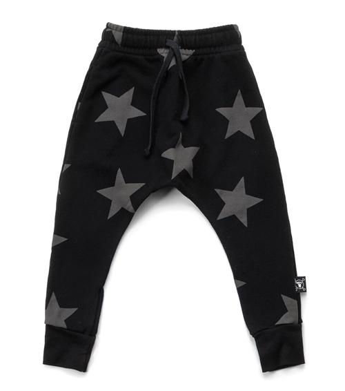 Παντελόνι Φόρμας Με Αστέρια NUNUNU
