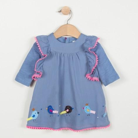 Φορεμα Με Πουλακια Catimini CATIMINI