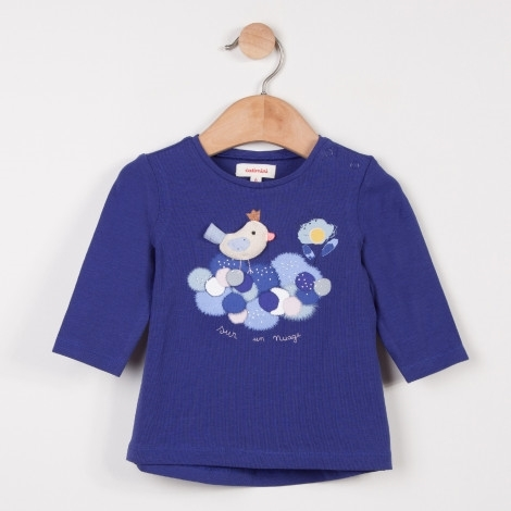 Μπλουζα Με Πουλακι Catimini CATIMINI