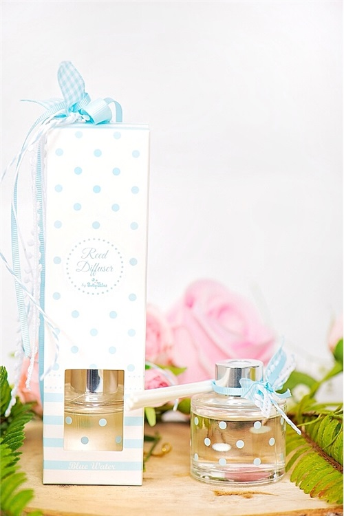 LIGHT BLUE HOME FRAGRANCE