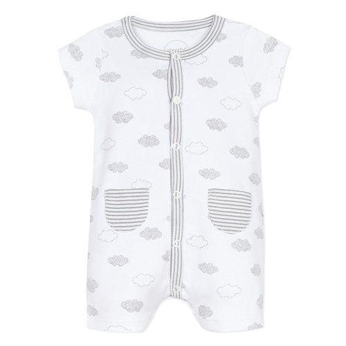 BODYSUIT WITH CLOUDS ABSORBA