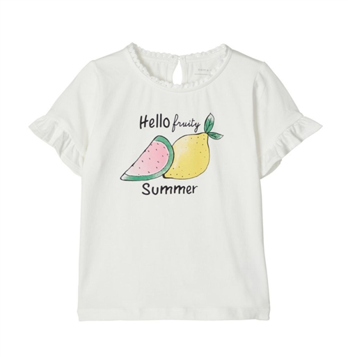 T-SHIRT WITH FRUITS NAME IT