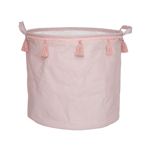 PINK STORAGE FABRIC JABADABADO