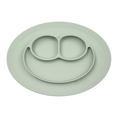 PLATE HAPPY FACE EZPZ