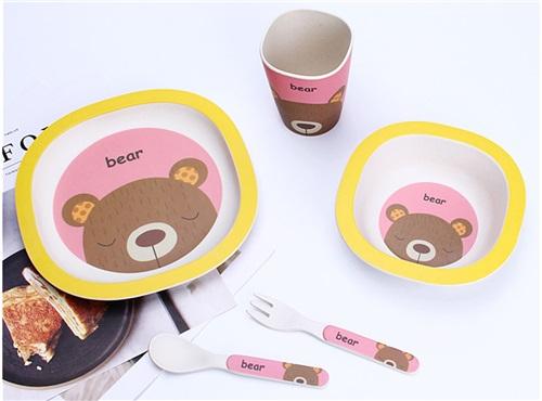 BEAR DINNER SET