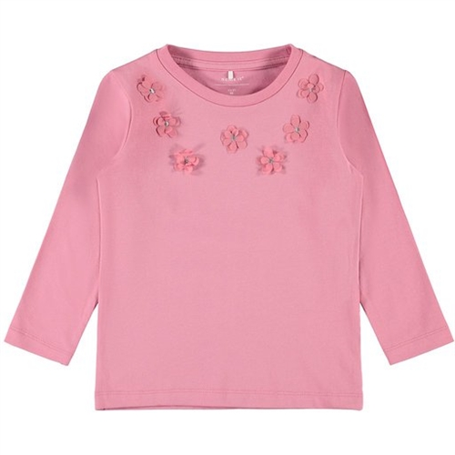 BLOUSE WITH FLOWERS NAME IT