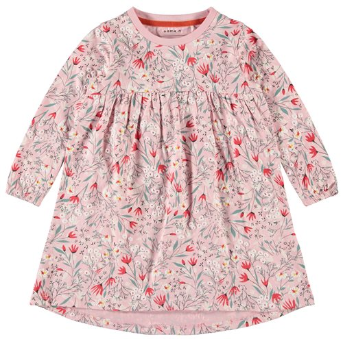 DRESS FLORAL NAME IT