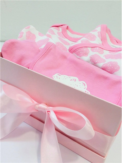 GIFT BOX PINK CLOUDS MOTHER LOVE