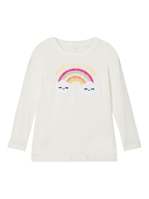 "BLOUSE ""RAINBOW"" NAME IT"