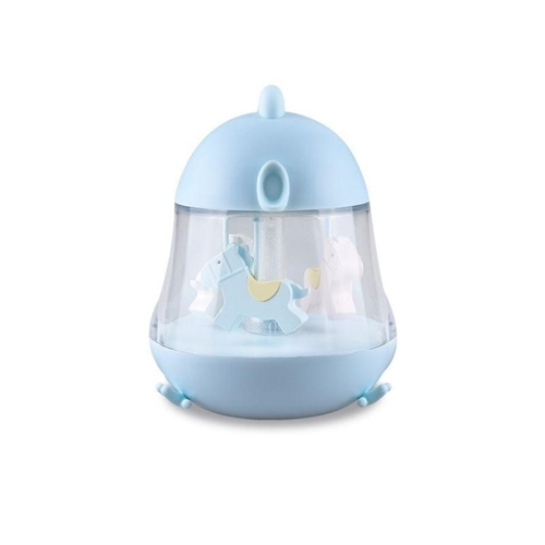 NIGHT LIGHT CAROUSEL BLUE R&F