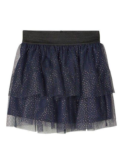 "SKIRT ""TUTU BLUE"" NAME IT"