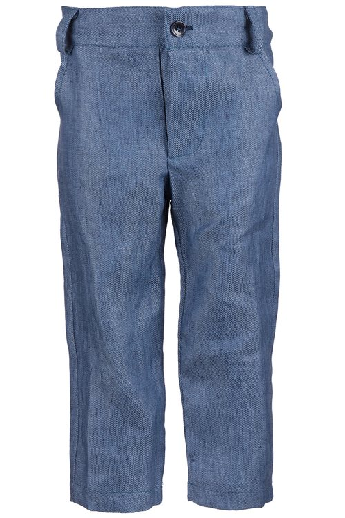 TROUSERS COTTON JEAN