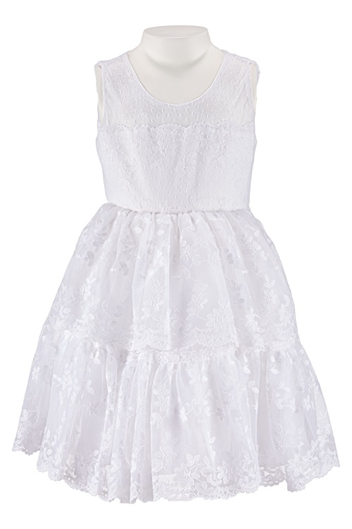 BAPTISM DRESS ANDROMEDA