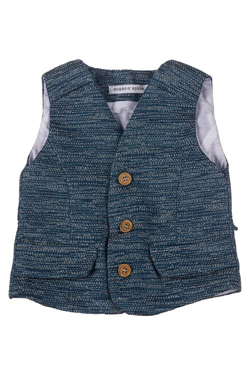 WAISTCOAST COTTON BLUE
