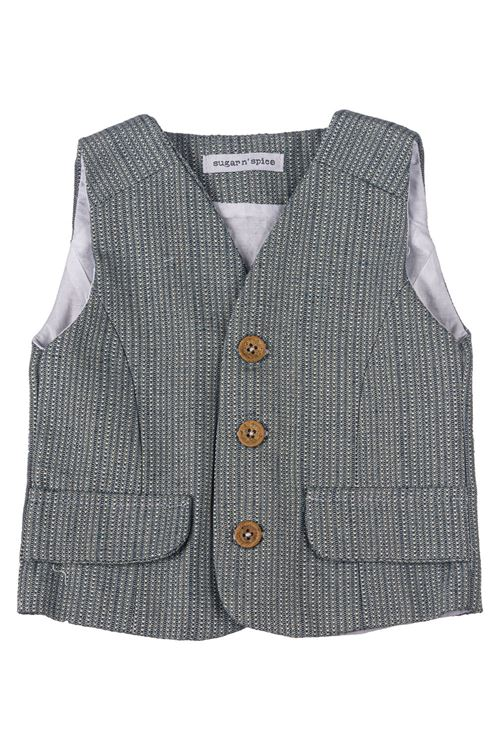 WAISTCOAST COTTON GREY