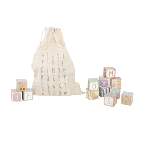 NEW-WOODEN ALPHABET BLOCK JABADABADO