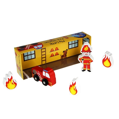 FIRE STATION BARBO TOYS