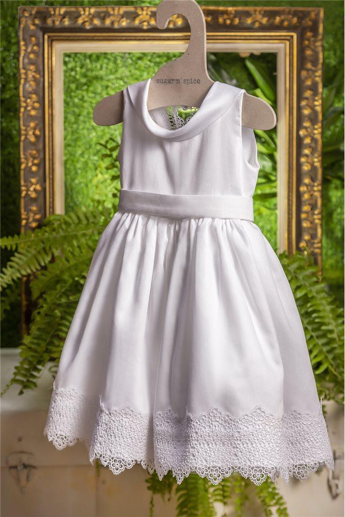 BAPTISM DRESS ALEXANDRA