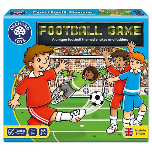 FOOTBALL GAME ORCHARD TOYS