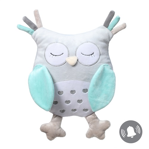 """SOPHIA THE OWL"" LIGHT BLUE BabyONO"