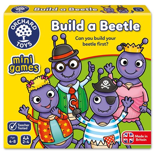 BUILD A BEETLE ORCHARD TOYS