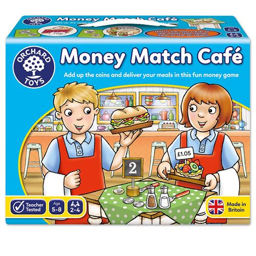 MONEY MATCH CAFE ORCHARD TOYS