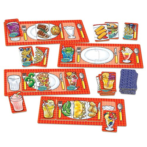 LOTTO FOOD GAME ORCHARD TOYS