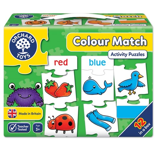 EDUCATIONAL GAME ORCHARD TOYS