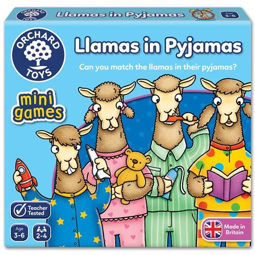 GAME ORCHARD TOYS