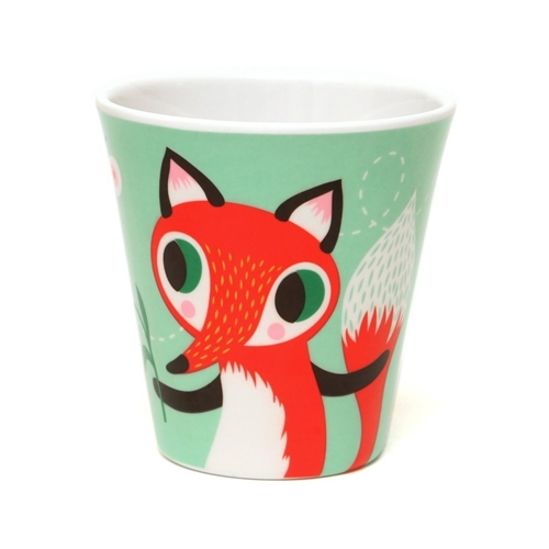 "CUP ""FOX & RABBIT"" PETIT MONKEY"