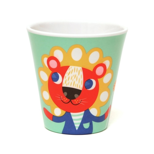 "CUP ""LION & TIGER"" PETIT MONKEY"