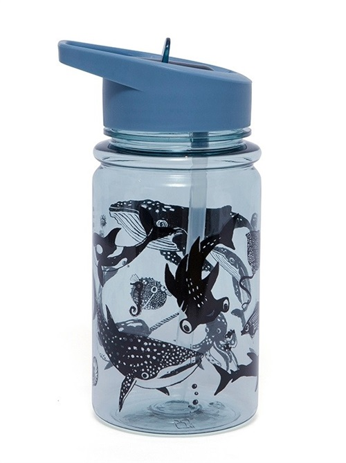 DRINKING BOTTLE SEA ANIMALS PETIT MONKEY