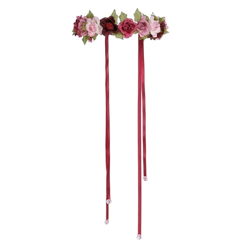 ACCESSORIES WITH ROSES GREAT PRETENDERS