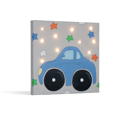 """PAINT WITH LED """"CAR"""" HEARTMADE"""