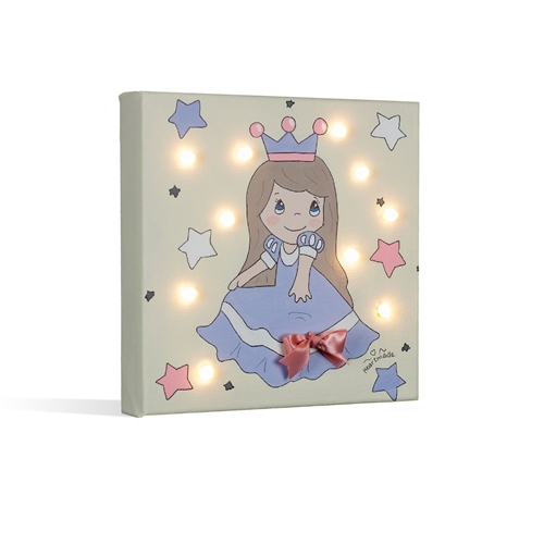 """PAINT WITH LED """"PRINCESS"""" HEARTMADE"""