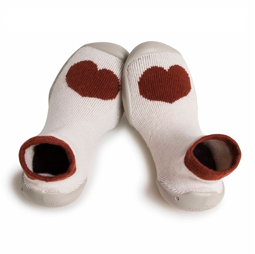 "SOCKS ""HEART"" COLLEGIEN"