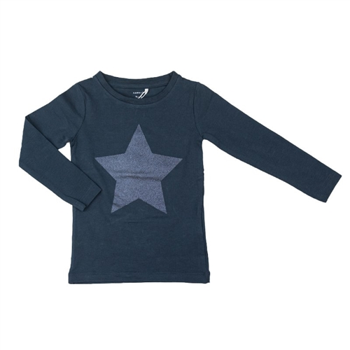 "BLOUSE ""BLUE STAR"" NAME IT"